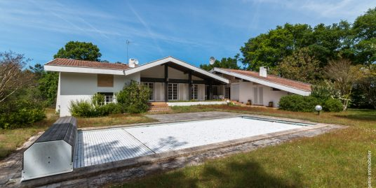 Maison d'Architecte 290 m² avec Parc Arboré