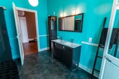 Salle de bains - Jacuzzi 1er étage