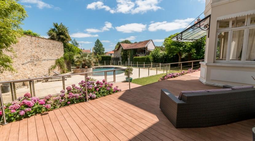 Terrasse - piscine