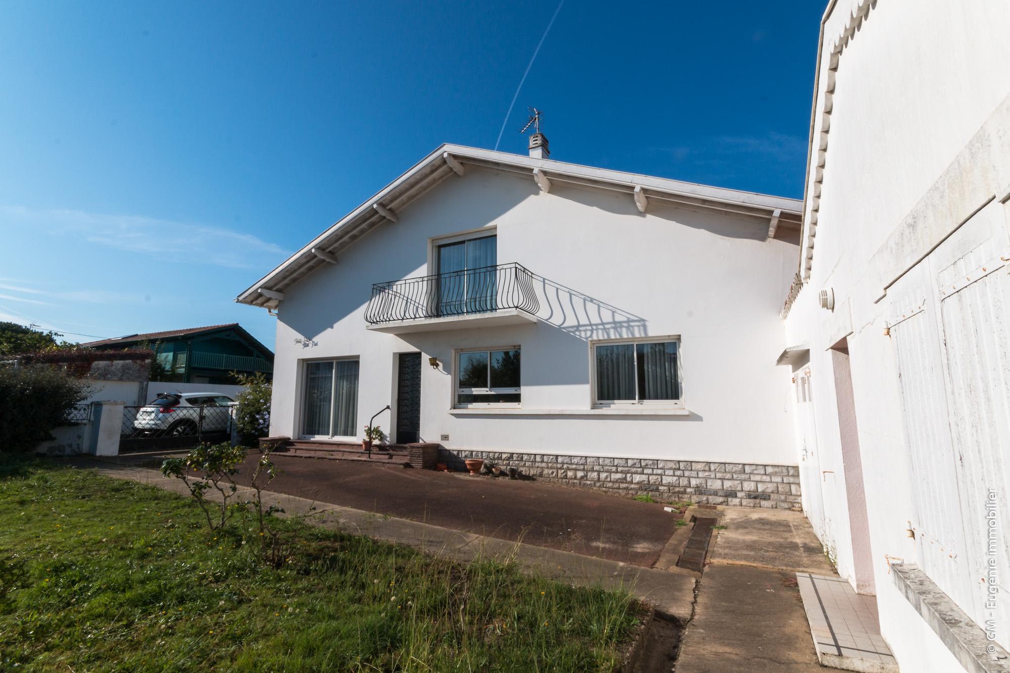 Maison de 140 m² dans quartier calme et résidentiel