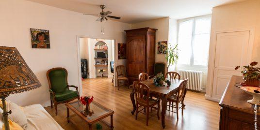 Appartement T3 80 m² Centre Résidence de Prestige