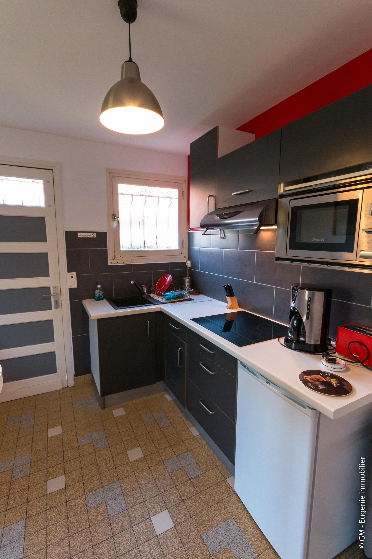 appartement t2 32 m proche centre et oc an vieux boucau les bains eugenie immobilier. Black Bedroom Furniture Sets. Home Design Ideas