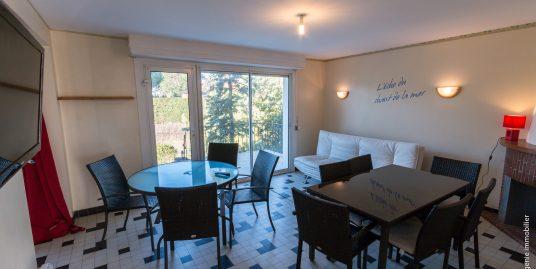 Appartement T3 60 m² Idéalement situé