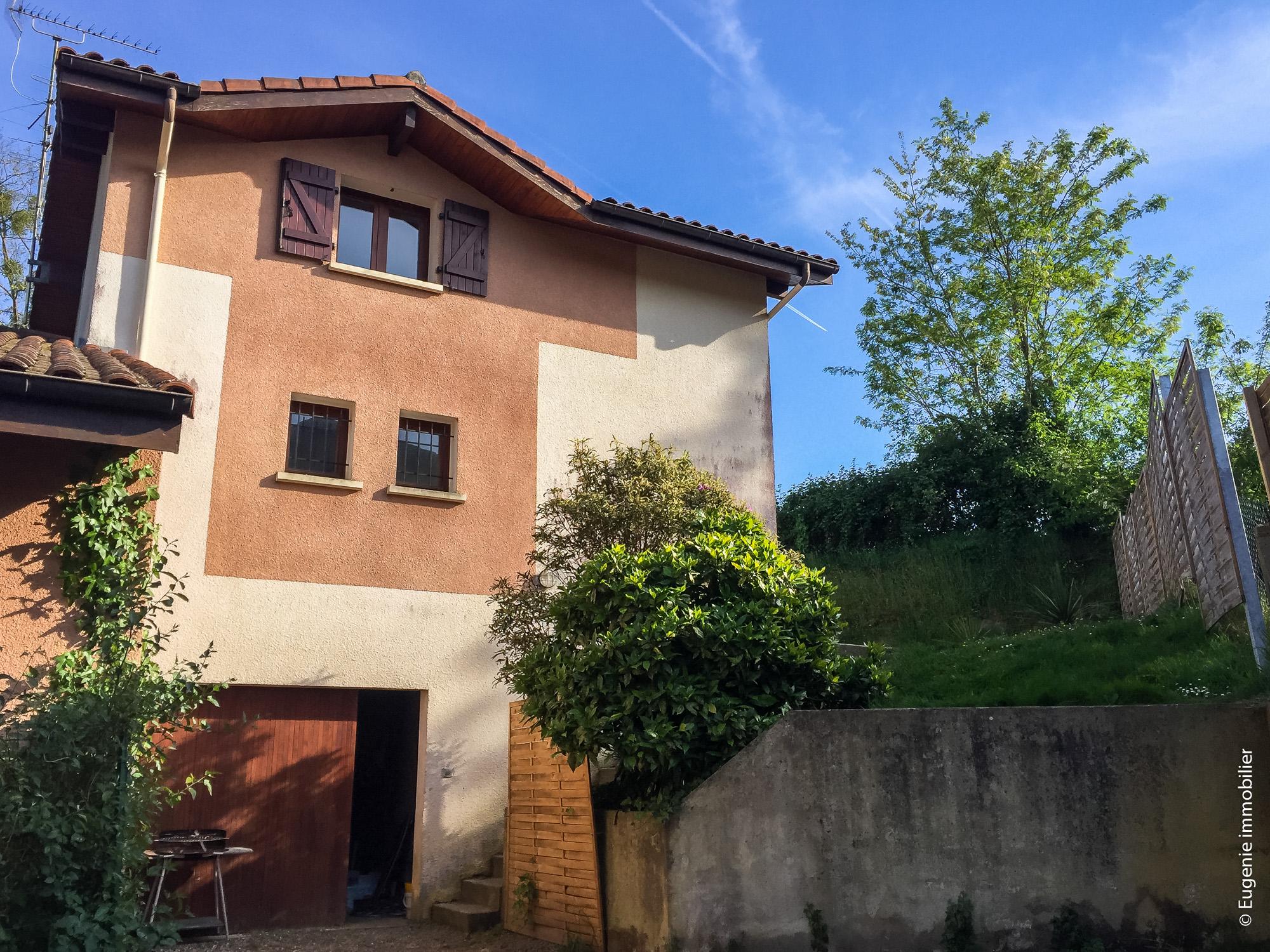 Maison T4 de 70 m² Jardin 245 m²