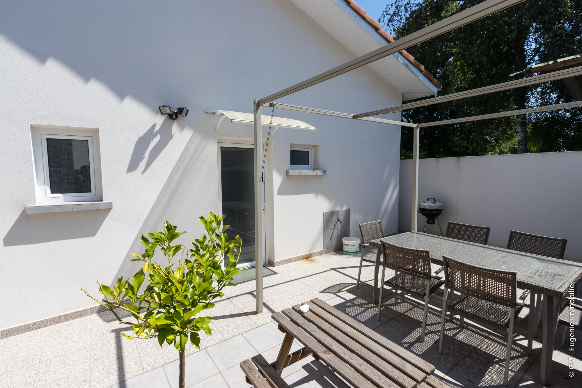 Maison T4 90 m² + 2 Terrasses