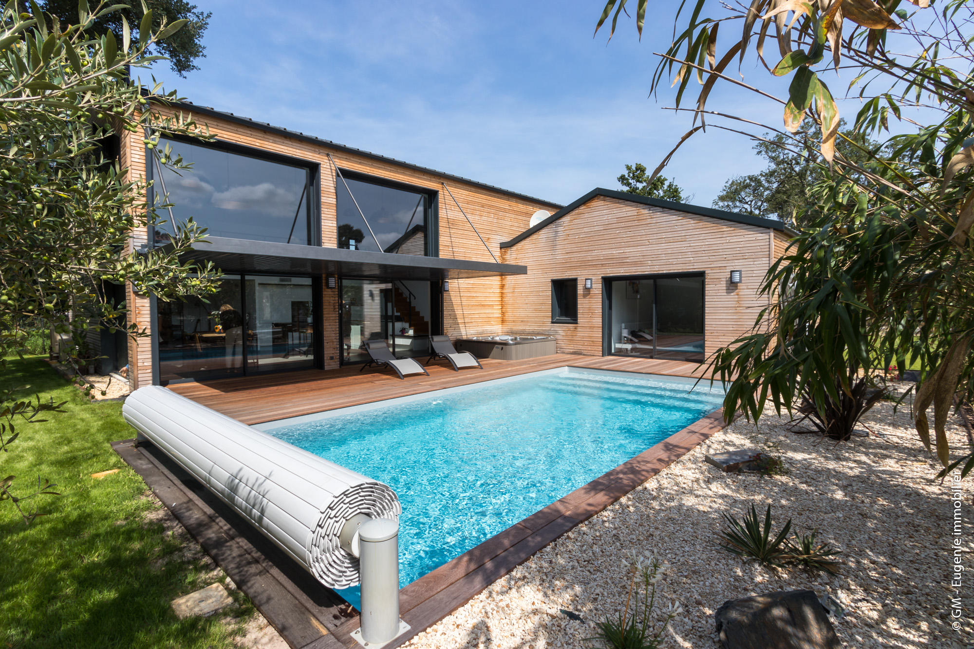 Maison d'Architecte Contemporaine de 188 m²
