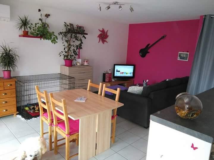 Appartement T2 47 m² avec Balcon Dax