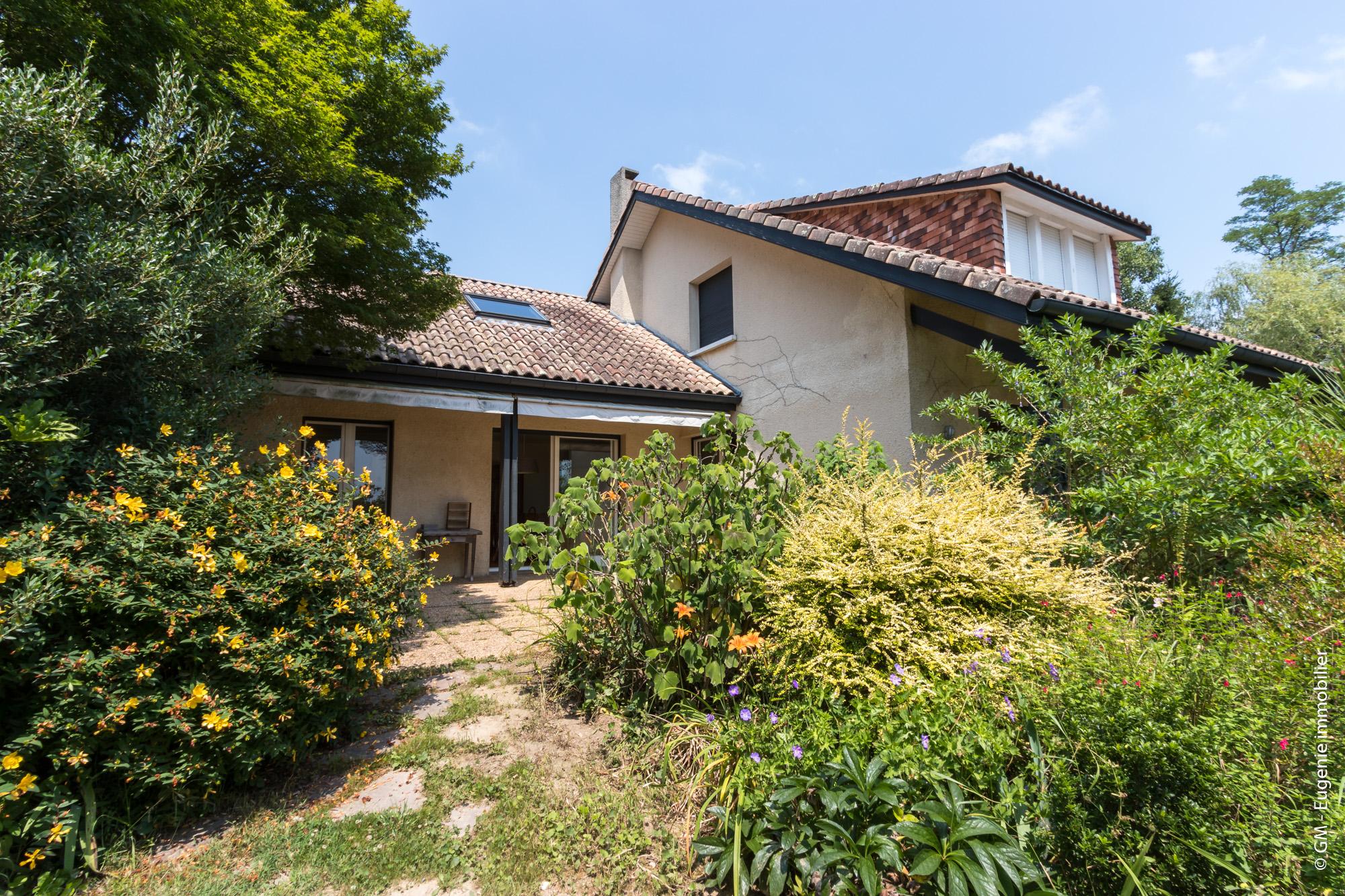 Villa d'Architecte 200 m² proche Golf et Thermes