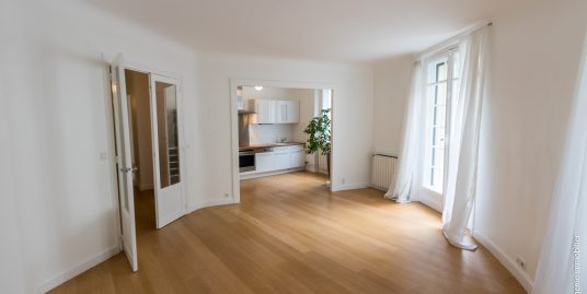 Appartement T3 96 m² + Studio 12 m² 2mn de la plage