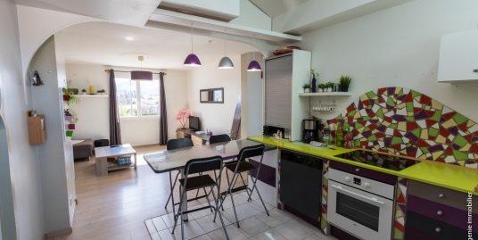 Appartement 4 pièces 86m²