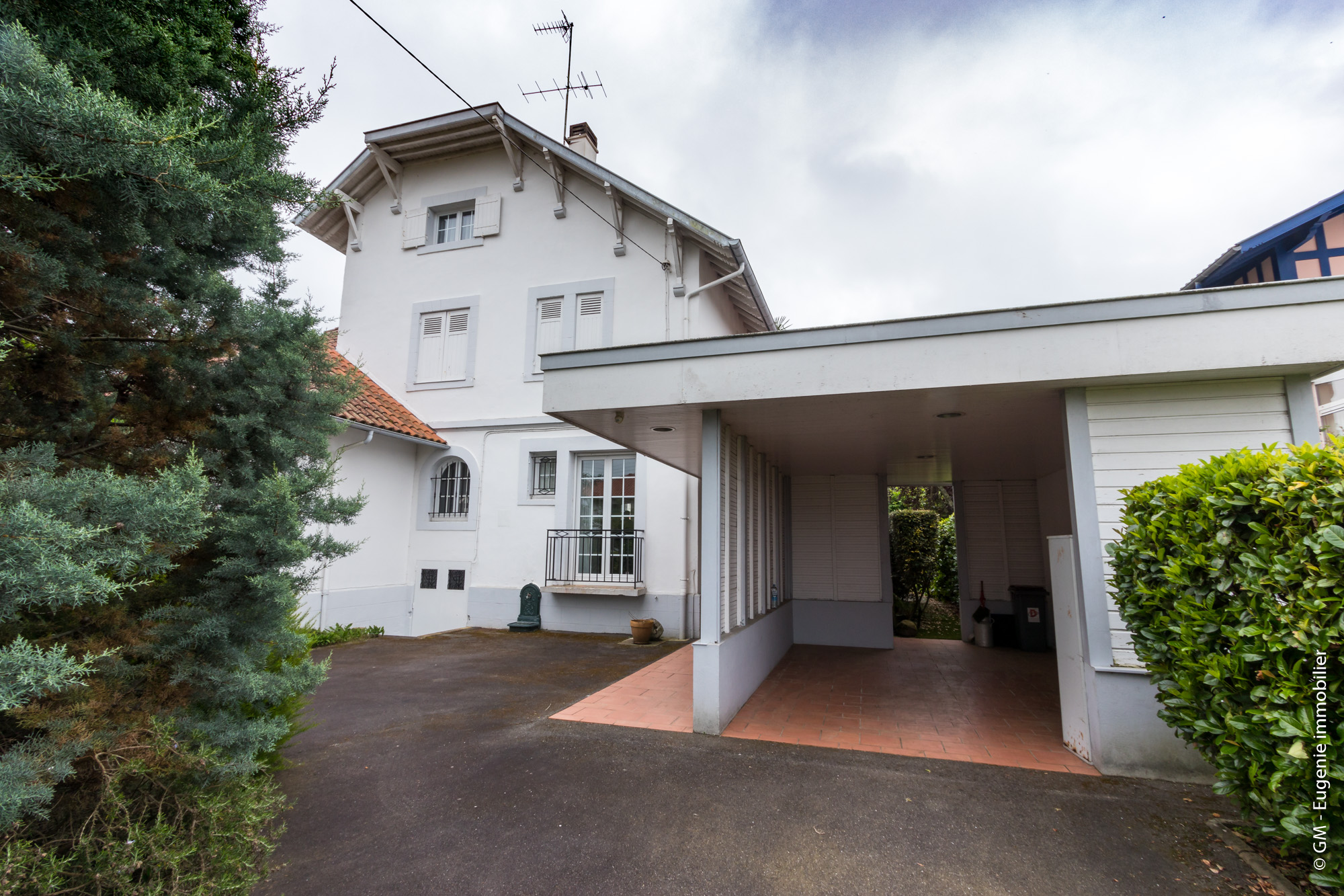 Maison d'Architecte 200m² T8 Centre coup de coeur