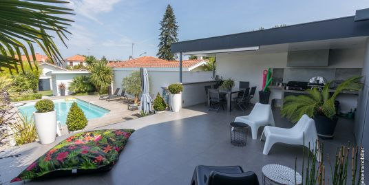 Superbe Maison Contemporaine avec piscine proche Centre ville