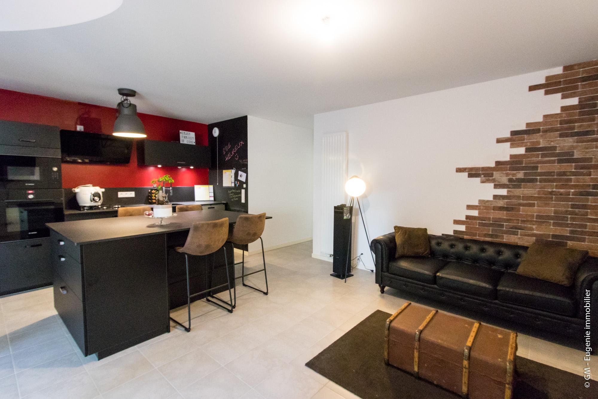 Appartement T4 82m² Terrasse 12m² Résidence Neuve