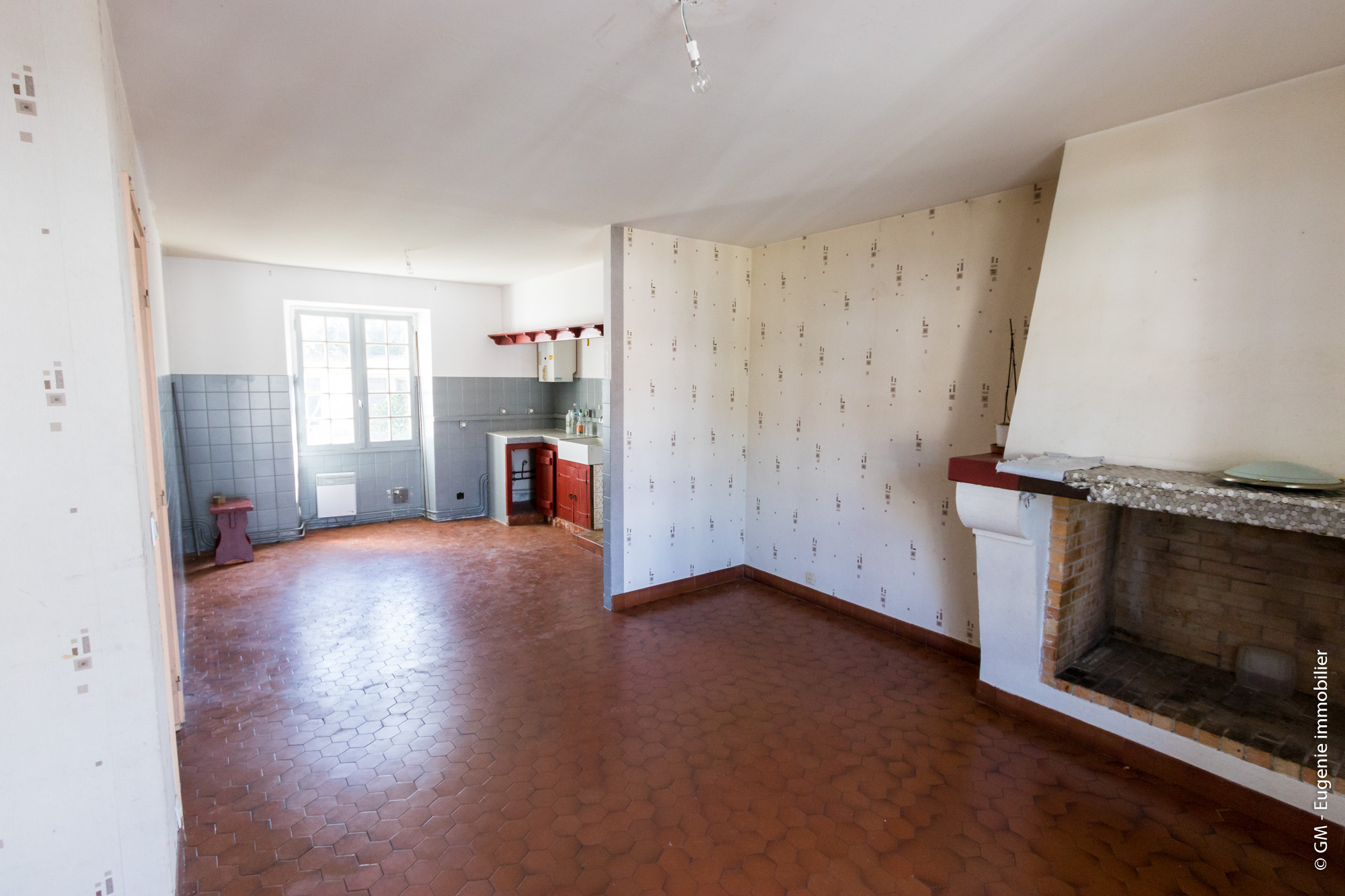 Appartement 75m² – T4 avec Petit Jardin