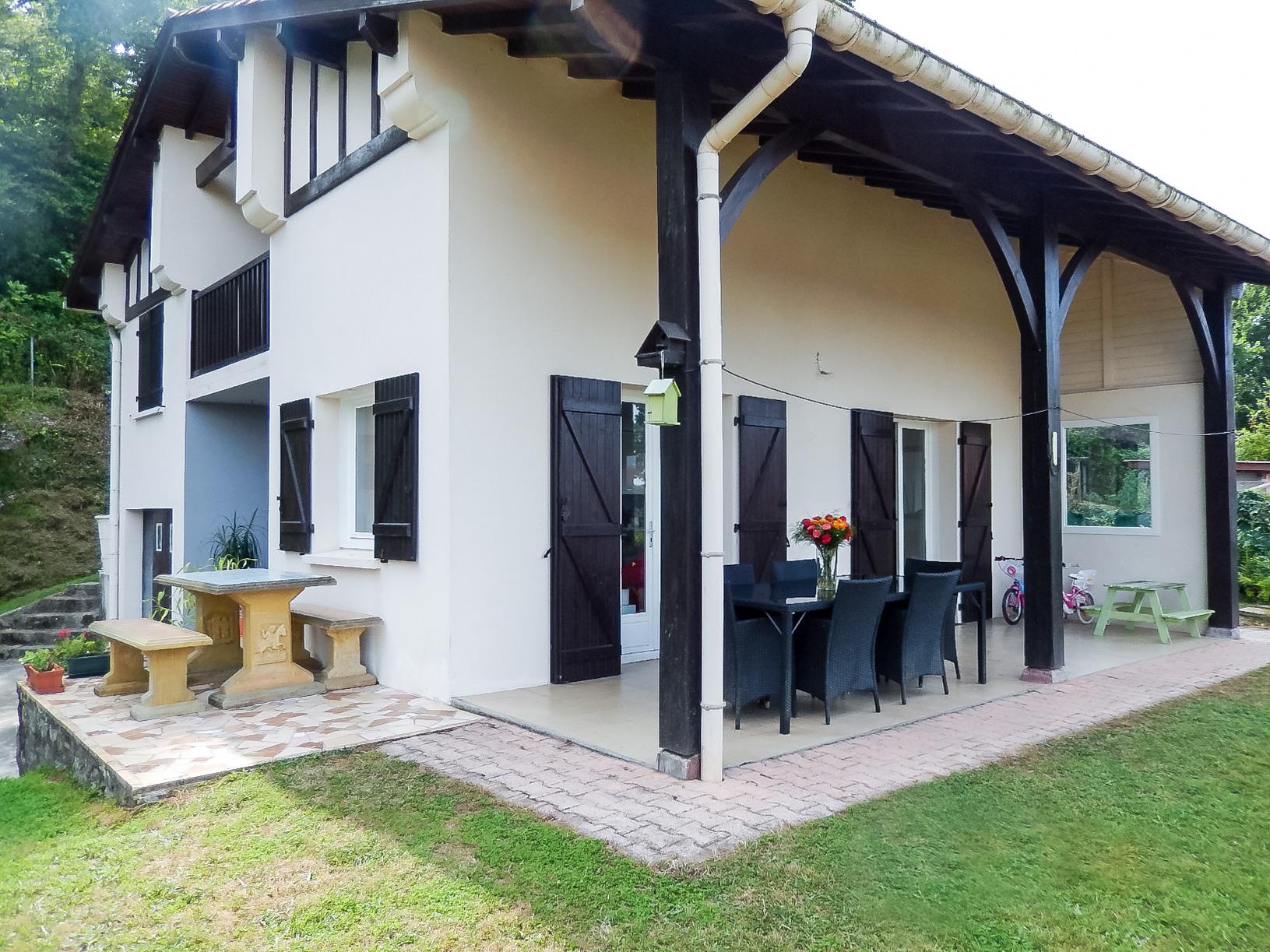 Maison 90m² T5 Jardin 1000m² au calme