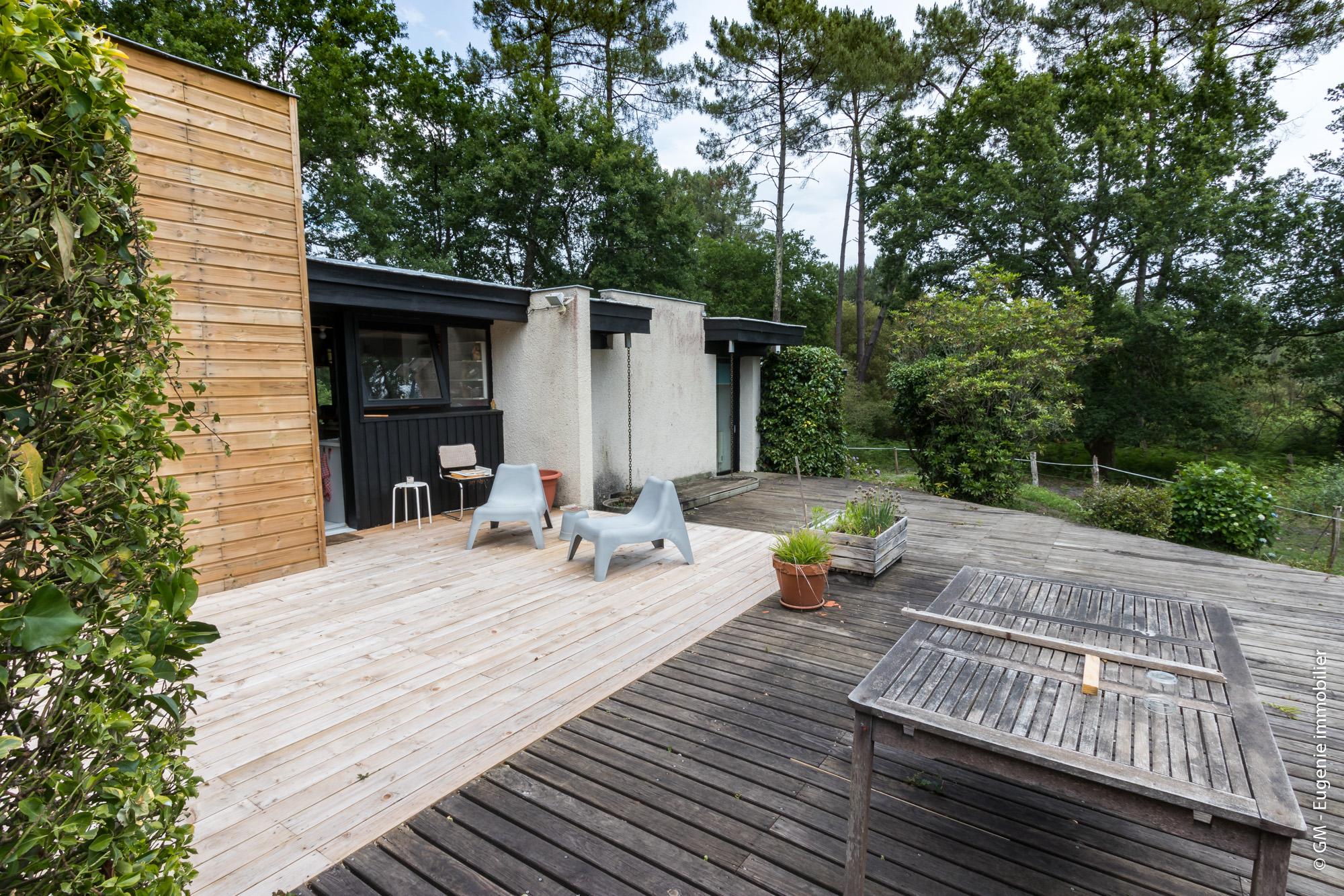 Maison Atypique d'Architecte 150m² T6 au Calme
