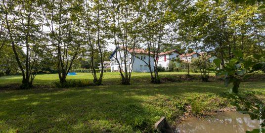 Maison 240m²+ 2 T2 de 40m² + Parc 5800m² piscinable au calme