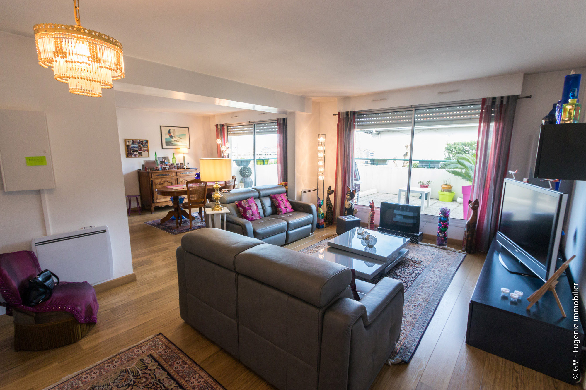 Appartement Standing 120m² T4/5 Proche Plages Forêt et Commerces