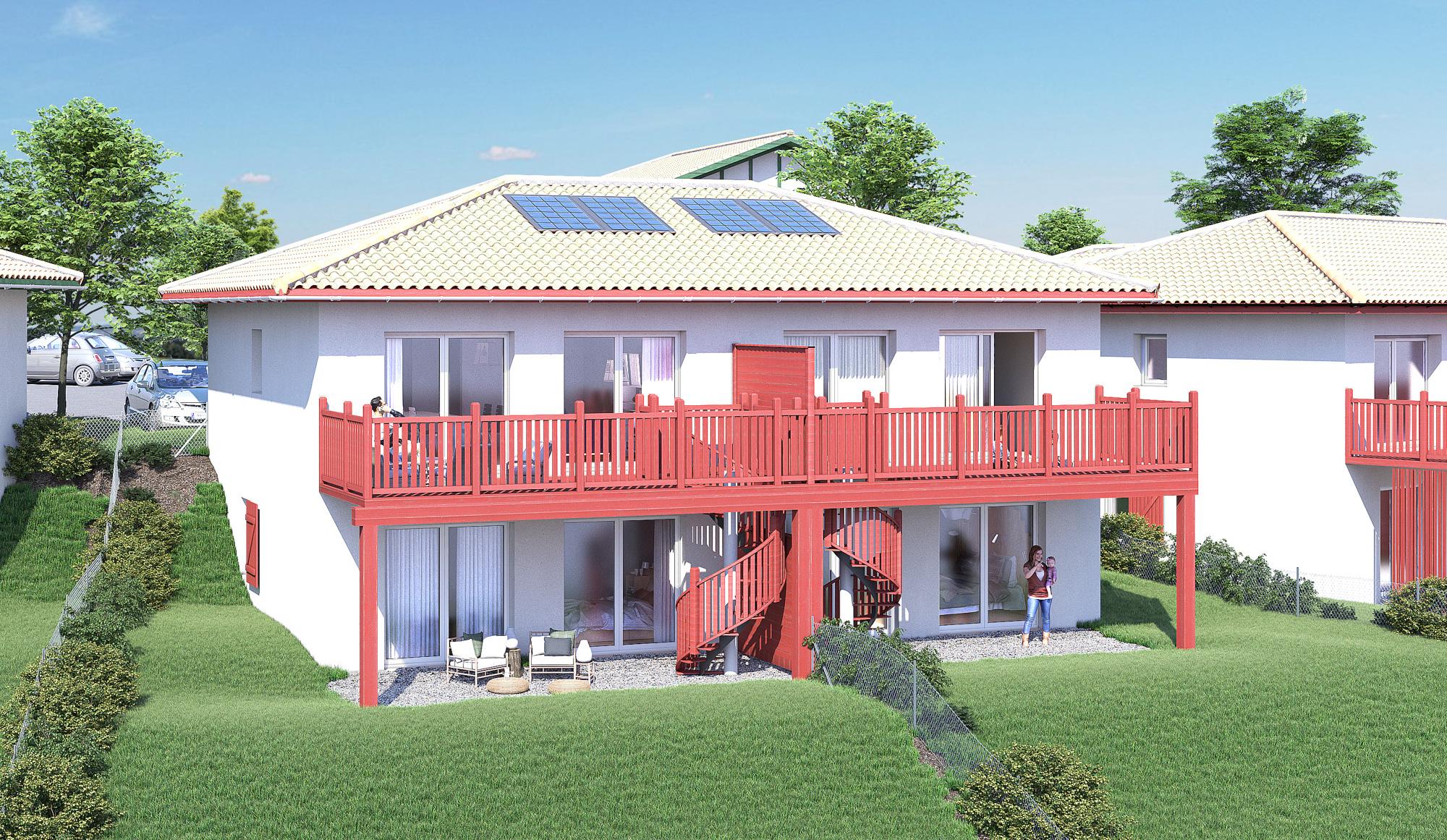 Maison 97m² T5 au Calme Terrasse + Jardin