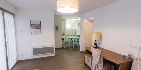 Appartement 45m² T2 dans résidence de Standing