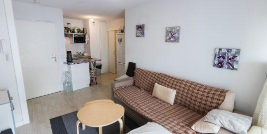 Appartement 32m² T2 à 5mn de Quintaou et des Commodités au calme