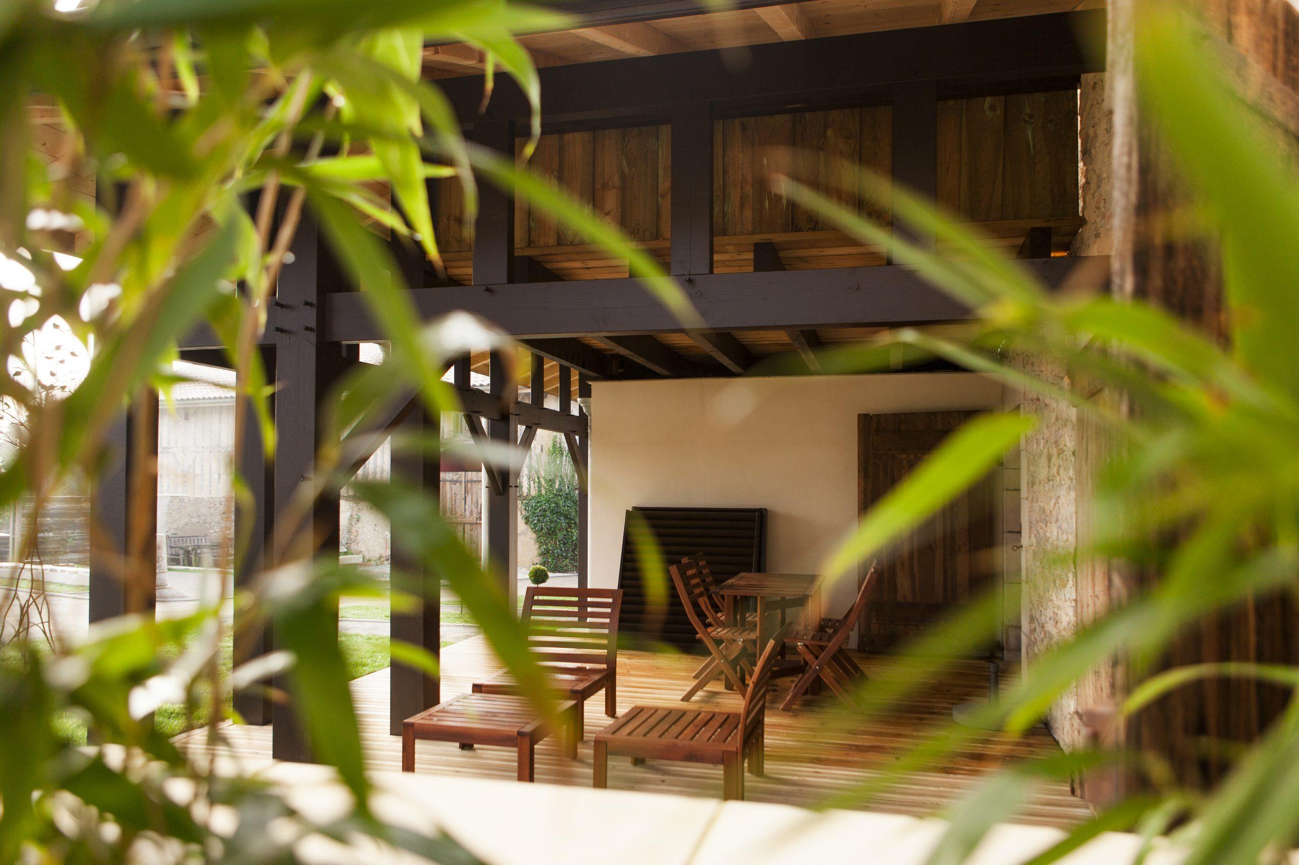 Appartement 33M² T2 +Terrasse de 24M² Entièrement rénové vendu Meublé