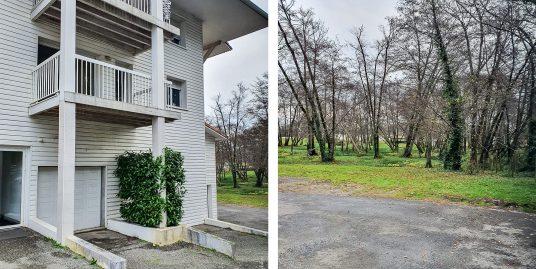 Appartement 66m² T3 Proche commerces + Terrasse au Calme