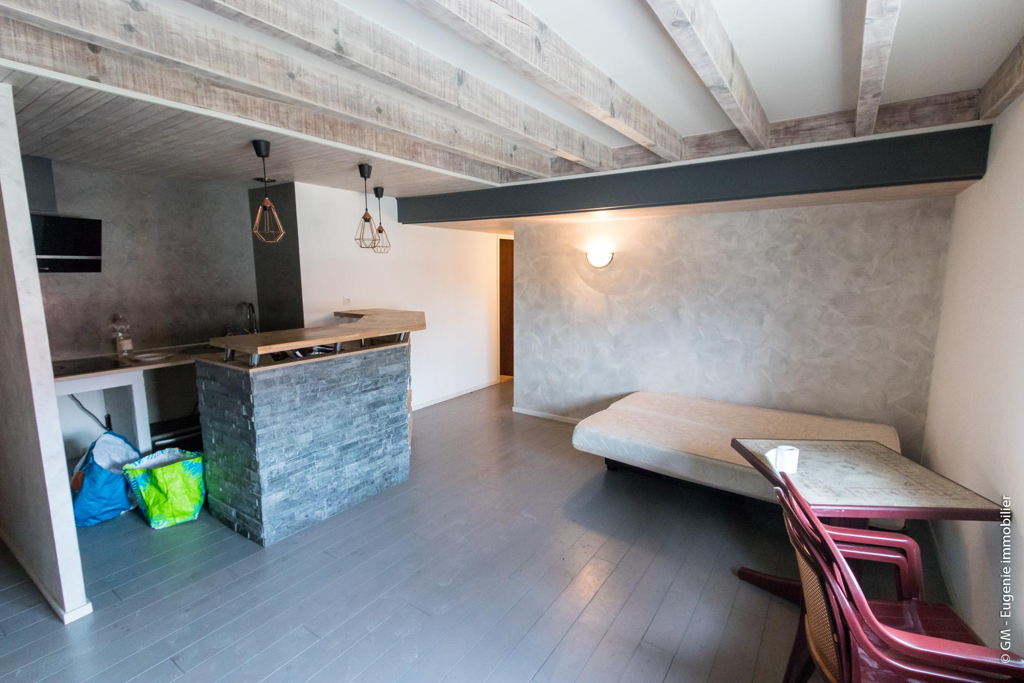 Appartement T2 de 39m² Idéalement situé Plage à pied