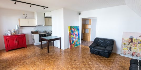 Appartement 64m² T3 au calme proche commodité