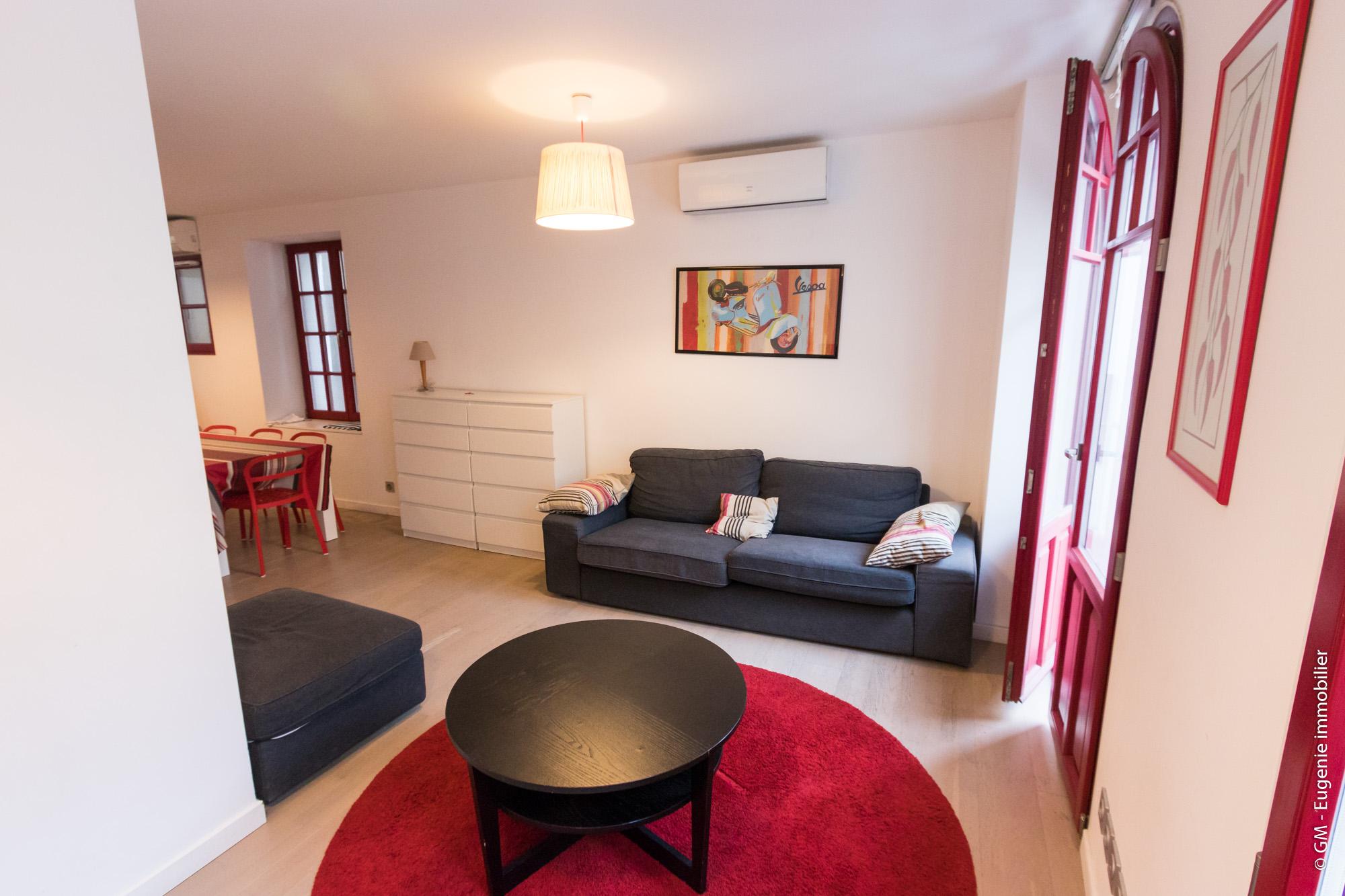 Appartement 68m² T3 Centre